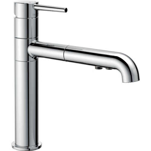 Delta Trinsic Single-Handle Pull-Out Kitchen Faucet