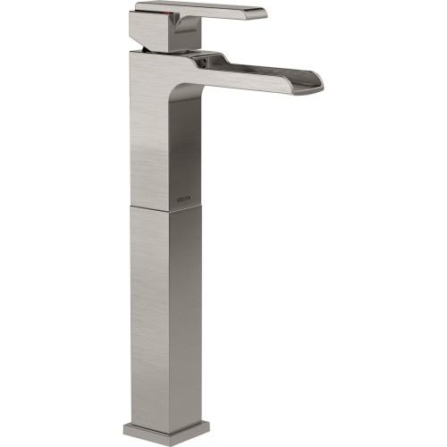 Delta Ara Single Handle Vessel Lavatory Faucet With Channel Spout