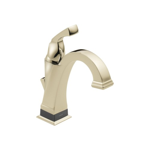 Delta Dryden Single Handle Lavatory Faucet With Touch2O.xt Technology