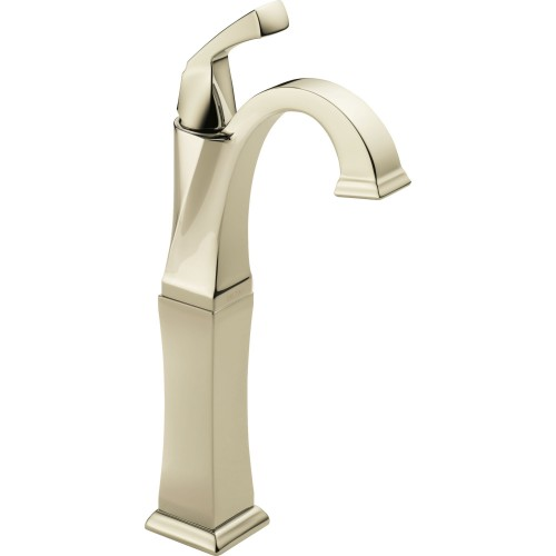 Delta Dryden Single Handle Vessel Lavatory Faucet