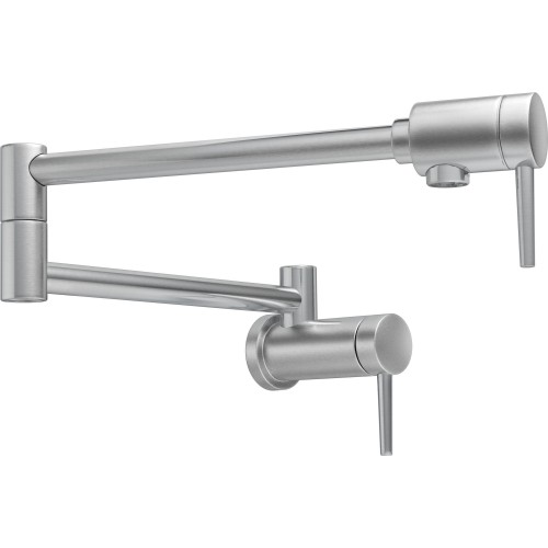 Delta Contemporary Wall-Mount Pot Filler Faucet
