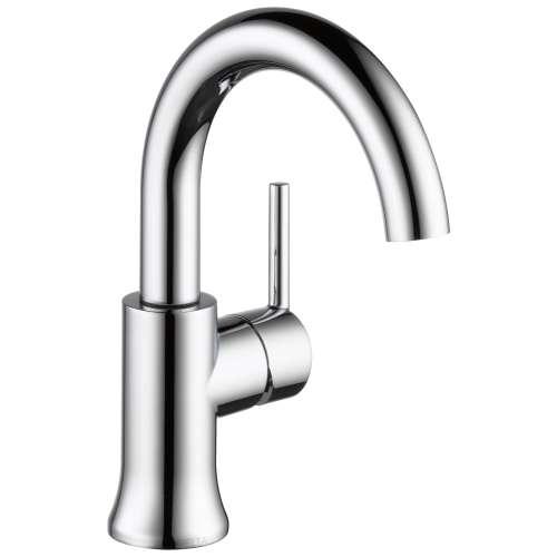 Delta Trinsic 1.2 GPM Single Handle High-Arc Lavatory Faucet