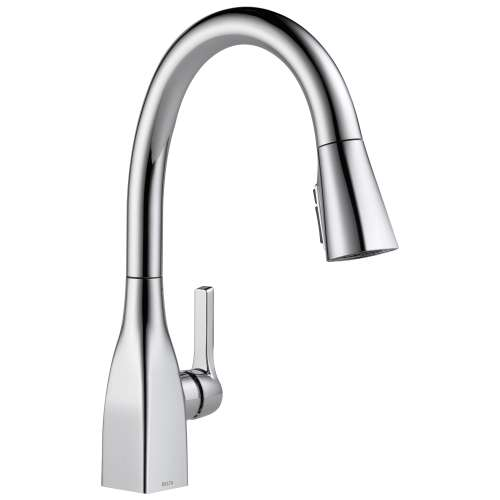 Delta Mateo Single-Handle Pull-Down Kitchen Faucet