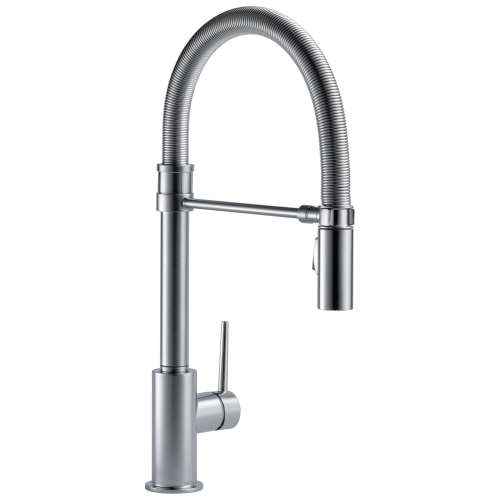 Delta Trinsic Pro Single-Handle Pull-Down Kitchen Faucet