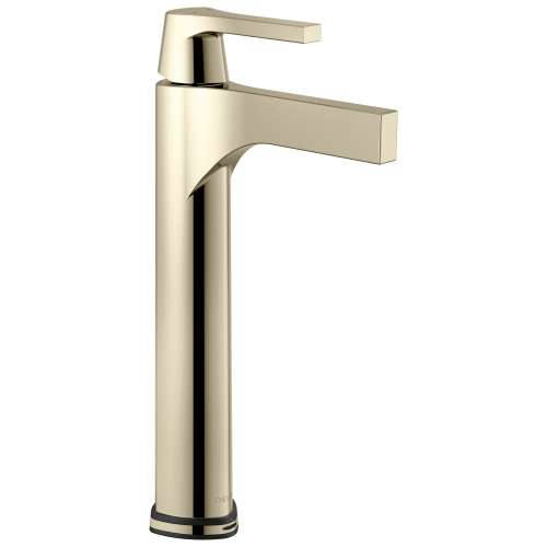 Delta Zura 1.2 GPM Single Handle Vessel Lavatory Faucet With Touch2O.xt Technology