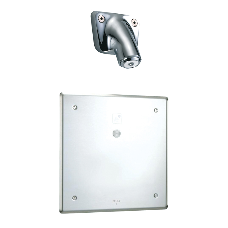Delta Commercial Thermostatic Single-Function Electronic Shower Trim