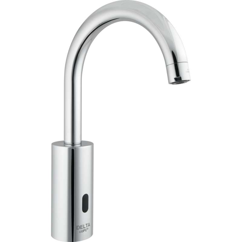 Delta DEMD Electronic Single Hole 0.50-GPM Bathroom Faucet