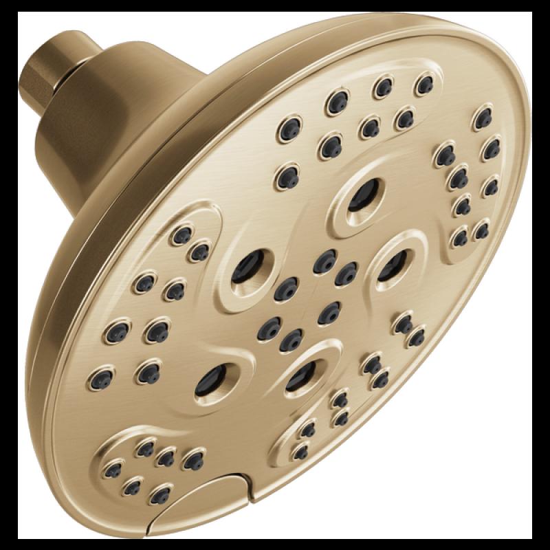 Delta Touch-Clean 5-Setting Raincan Shower Head
