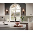 Delta Cassidy Single-Handle Pull-Down Bar Faucet