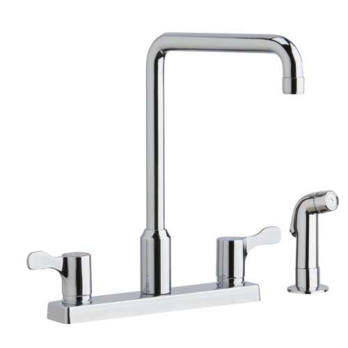 Elkay Kitchen 4-Hole Faucet