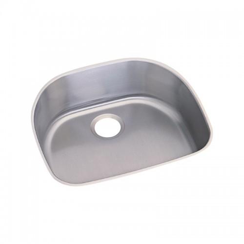 Dayton 23.5-In Stainless Steel Single-Bowl Undermount Bar Sink