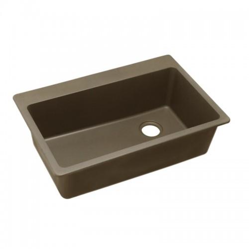 Elkay Gourmet Single-Bowl Top-Mount Sink