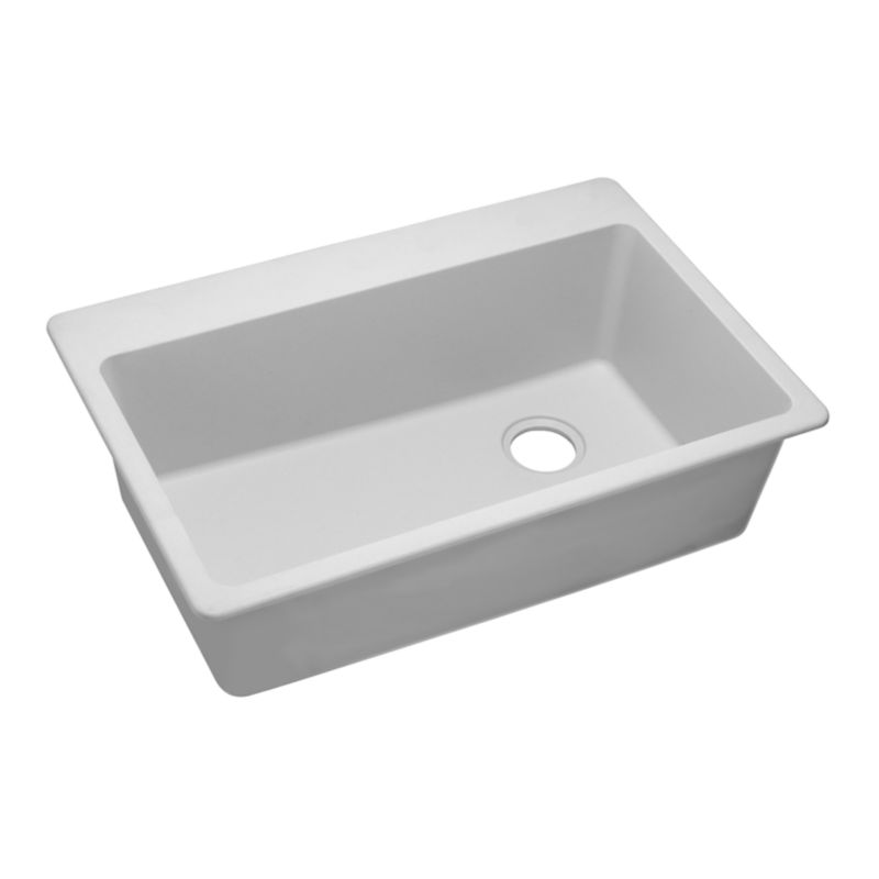 Elkay Gourmet Single-Bowl Top-Mount Sink