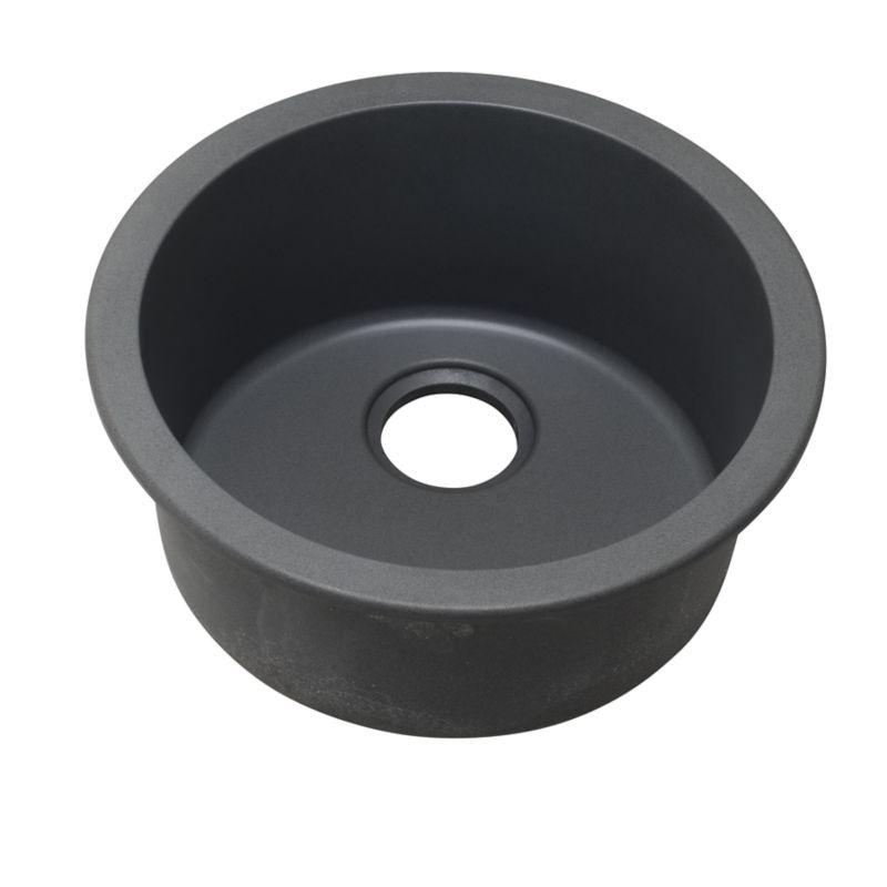 Elkay Gourmet Single-Bowl Dual-Mount Bar Sink