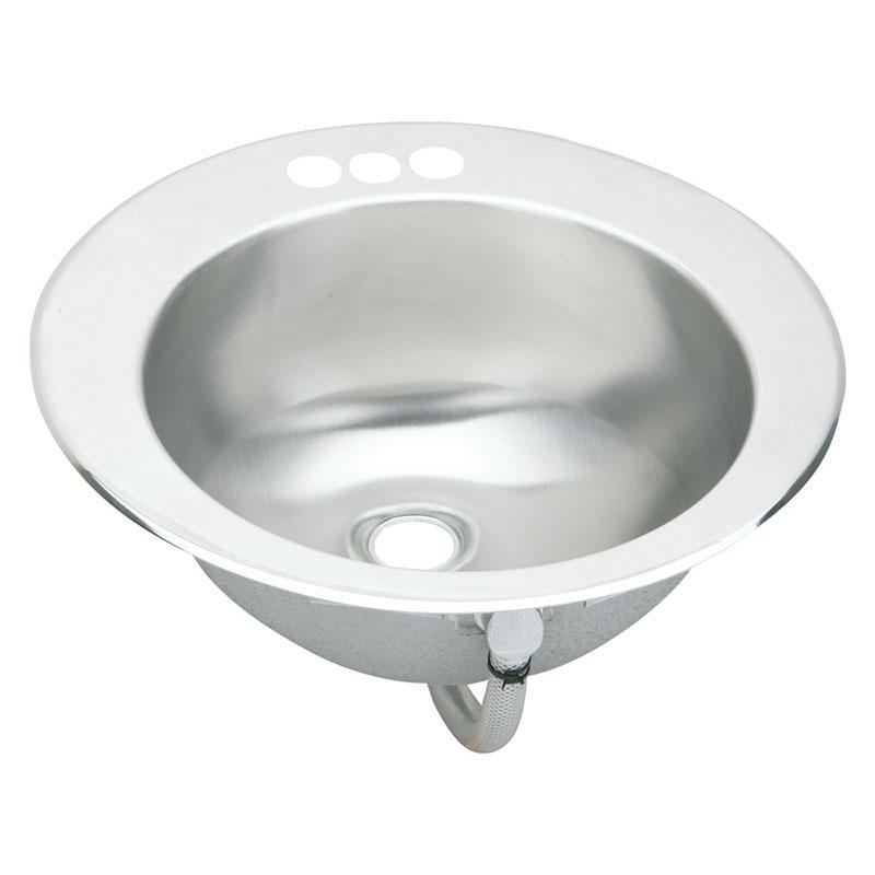 Elkay Asana 19-In Stainless Steel 18 Gauge Single-Bowl Drop-In Sink
