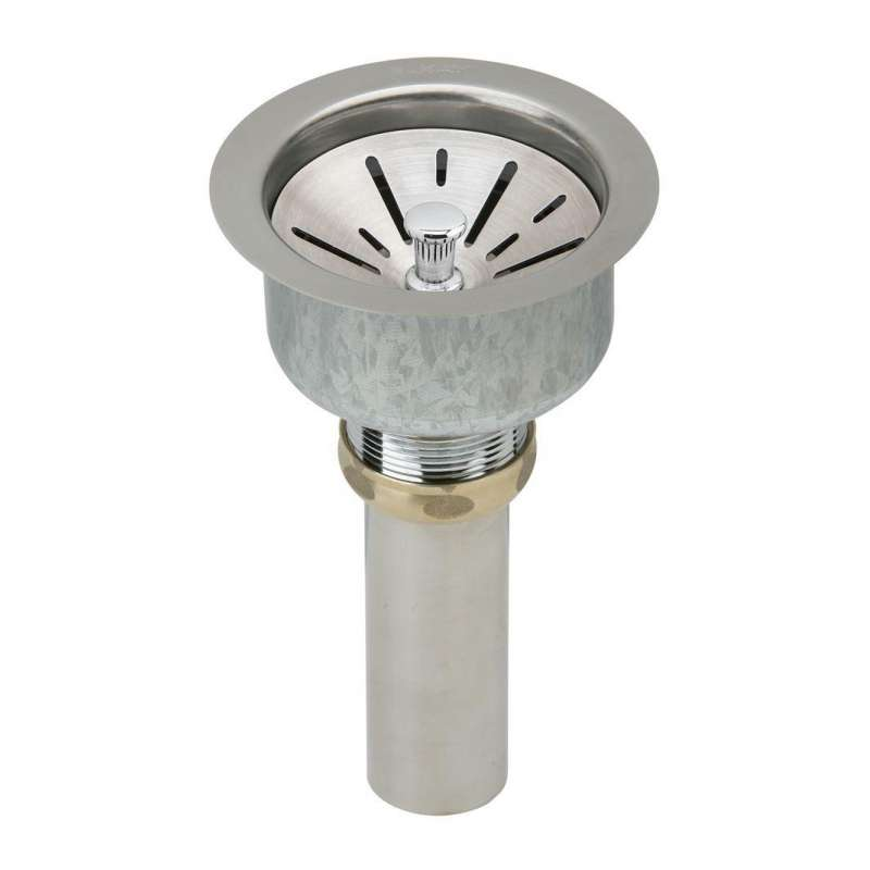 Elkay Drain Fitting With Basket Strainer