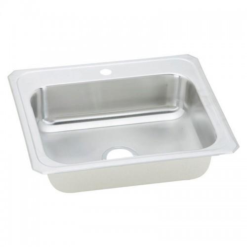 Elkay Gourmet Celebrity Stainless Steel Single-Bowl Top-Mount Sink