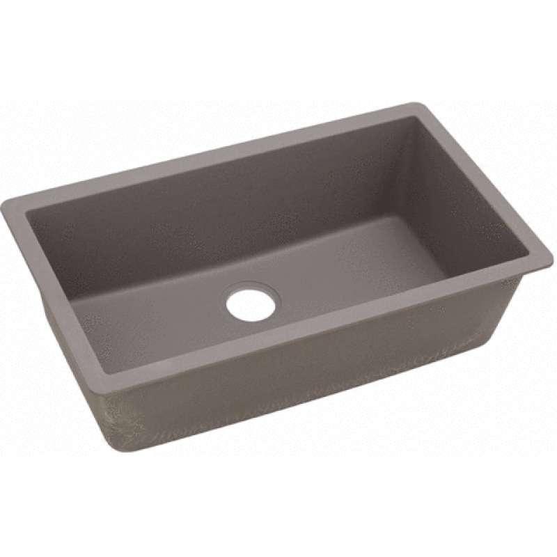 Elkay Quartz Classic Quartz Single-Bowl Undermount Sink