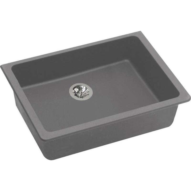 Elkay Quartz Classic Quartz Single-Bowl Undermount ADA Sink