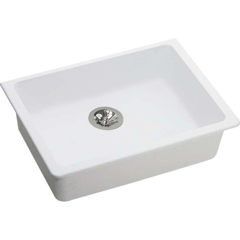 Elkay Quartz Classic Quartz Single-Bowl Undermount ADA Sink