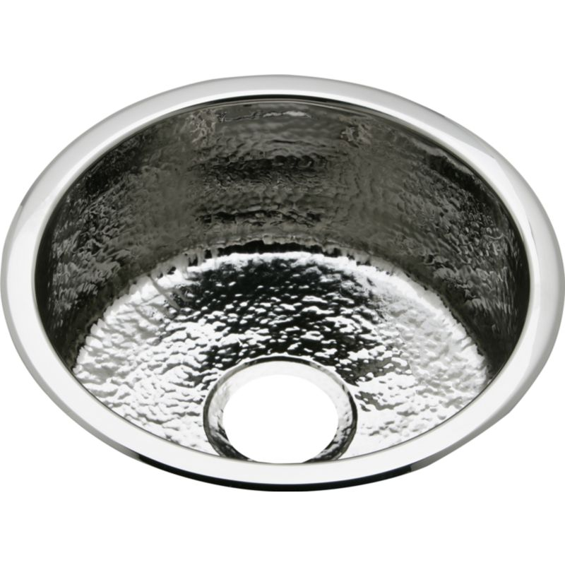 Elkay The Mystic Stainless Steel Single-Bowl Dual-Mount Sink