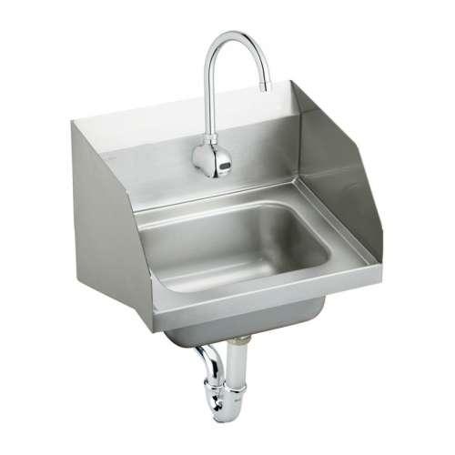 Elkay Commercial Stainless Steel Handwash Sink Package