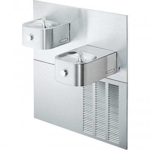 Elkay Soft Sides Filtered ADA Bi-Level Refrigerated Fountain