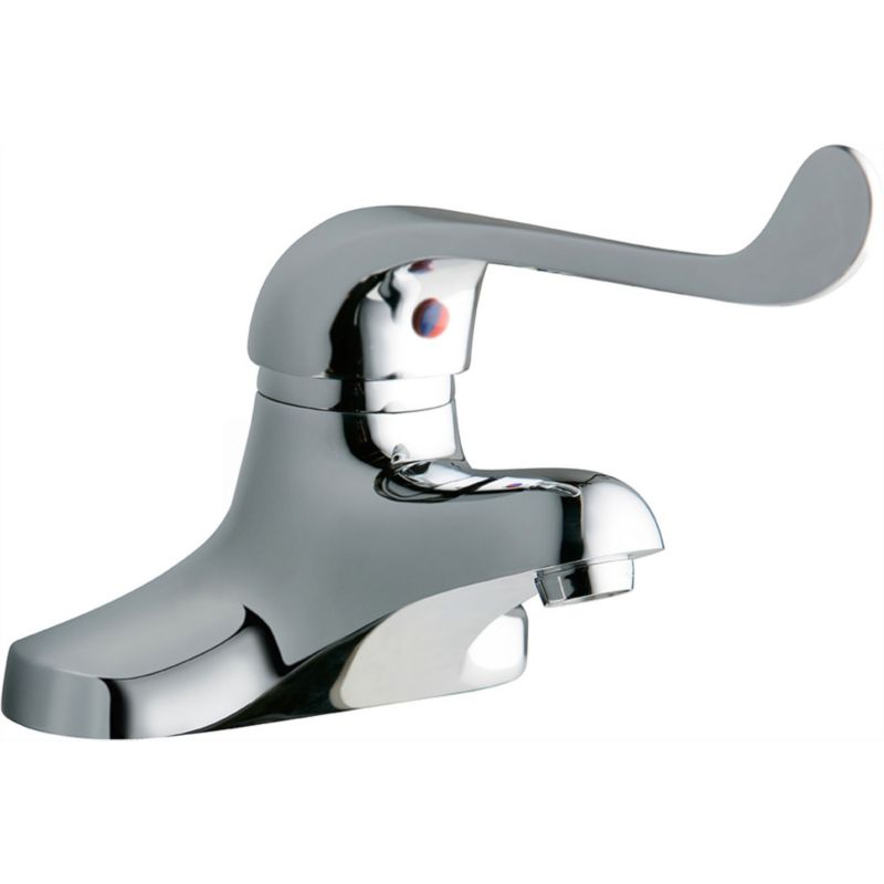 Buy Elkay 2 Hole Kitchen Faucet In Chrome Lk422l7 Online Bath1 Com