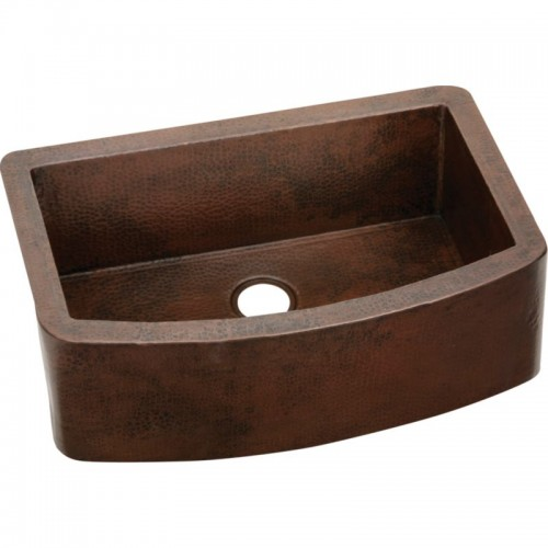 Elkay Harmony Copper Single-Bowl Apron Front Sink