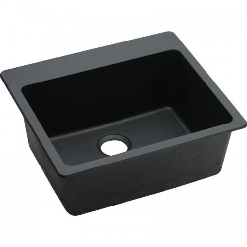 Elkay E-granite E-Granite Single-Bowl Top-Mount Sink