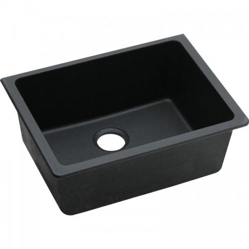 Elkay E-granite Single-Bowl Undermount Sink