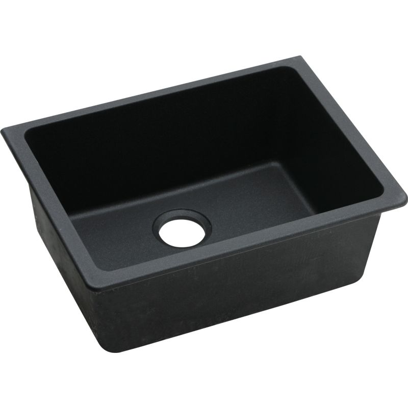 Elkay E-granite Single-Bowl Undermount Sink