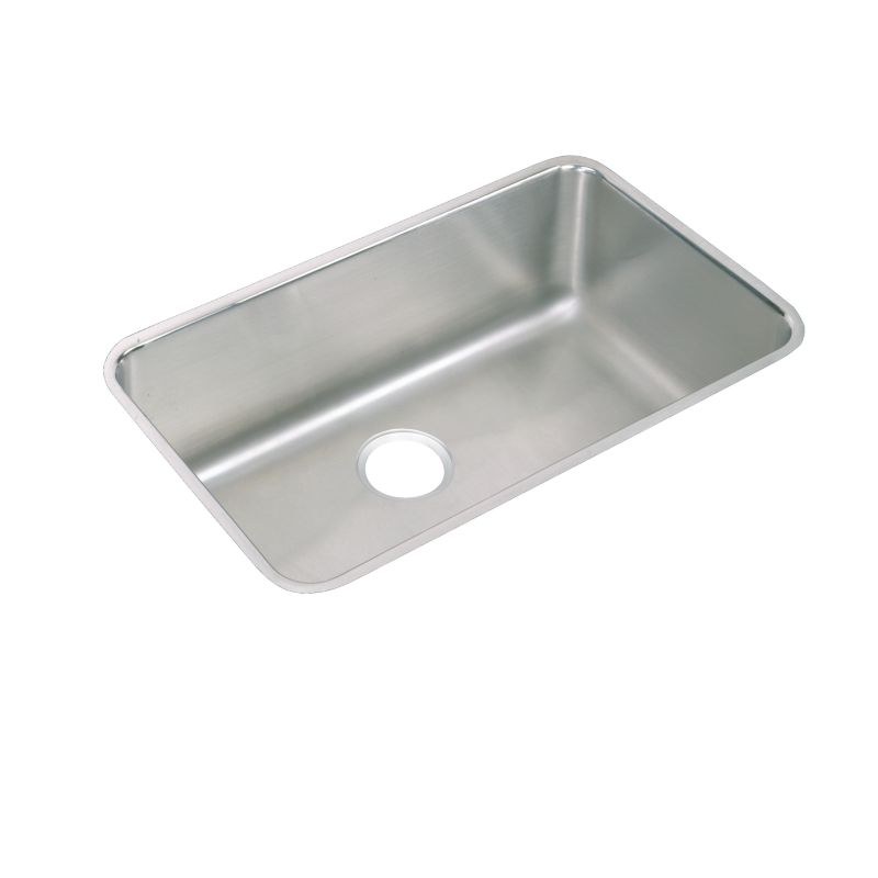 Elkay Pursuit Stainless Steel Single-Bowl Undermount Sink