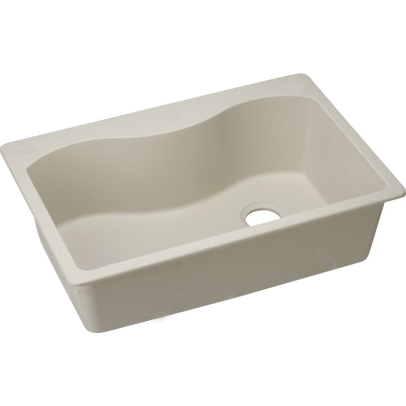 Elkay Harmony Single-Bowl Top-Mount Sink
