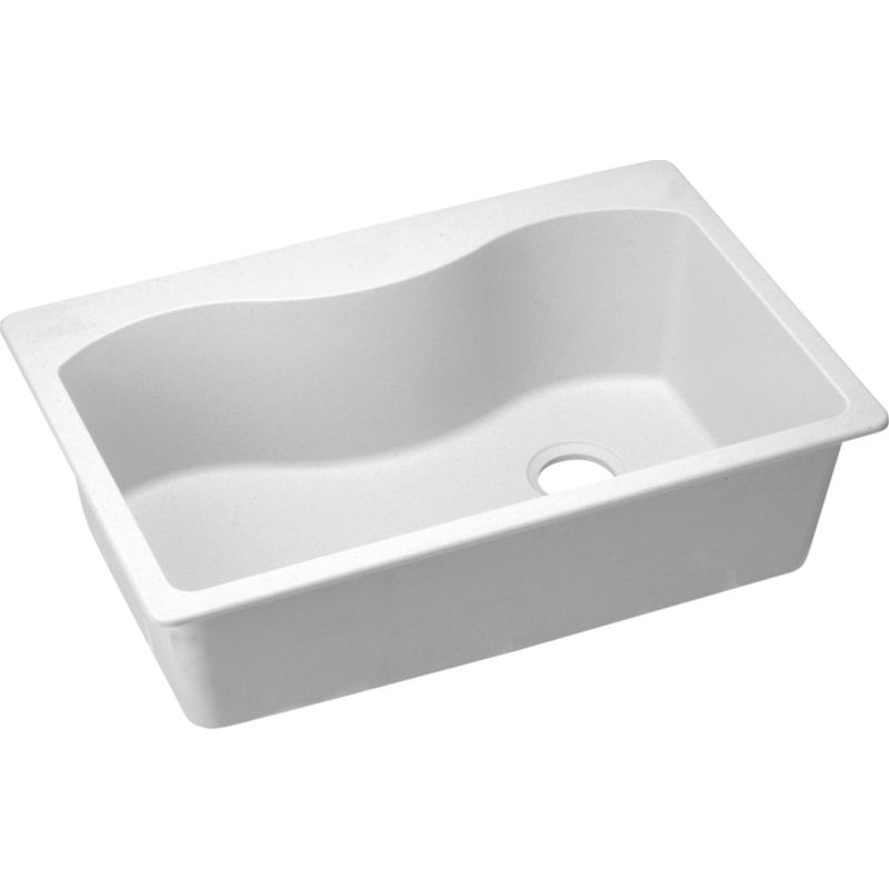 Elkay Harmony Single-Bowl Top-Mount Sink