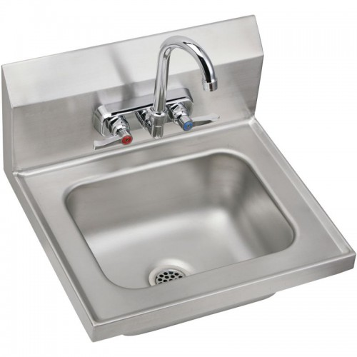 Elkay Commercial Stainless Steel Handwash Sink Package
