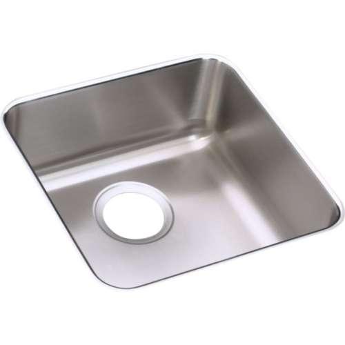 Elkay Lustertone Stainless Steel Single-Bowl Undermount Sink