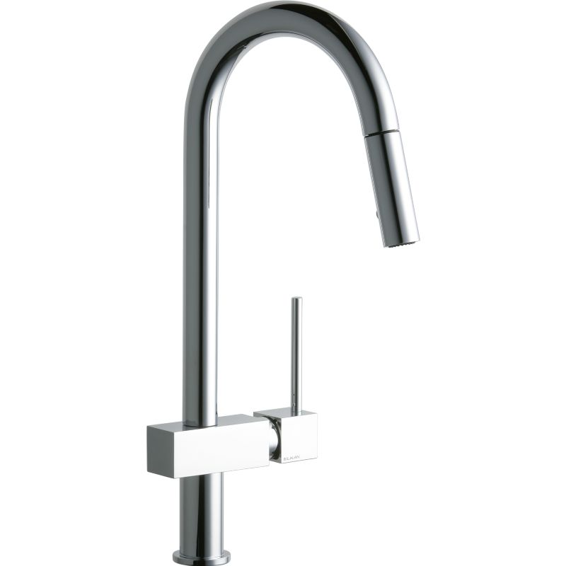 Elkay Avado Single-Hole Pull-Down Kitchen Faucet