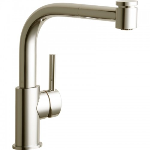 Elkay The Mystic Single-Hole Pull-Out Kitchen Faucet