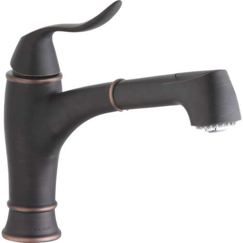 Elkay Explore Pull-Out Bar/Prep Single-Hole Faucet