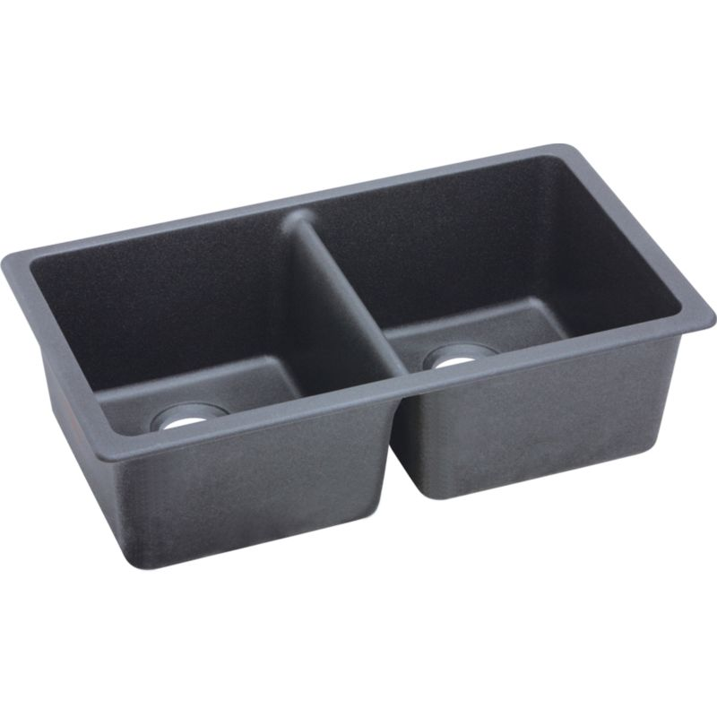 Elkay Gourmet Double-Bowl Undermount Sink