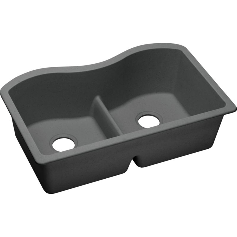 Elkay Harmony Double-Bowl Undermount Sink