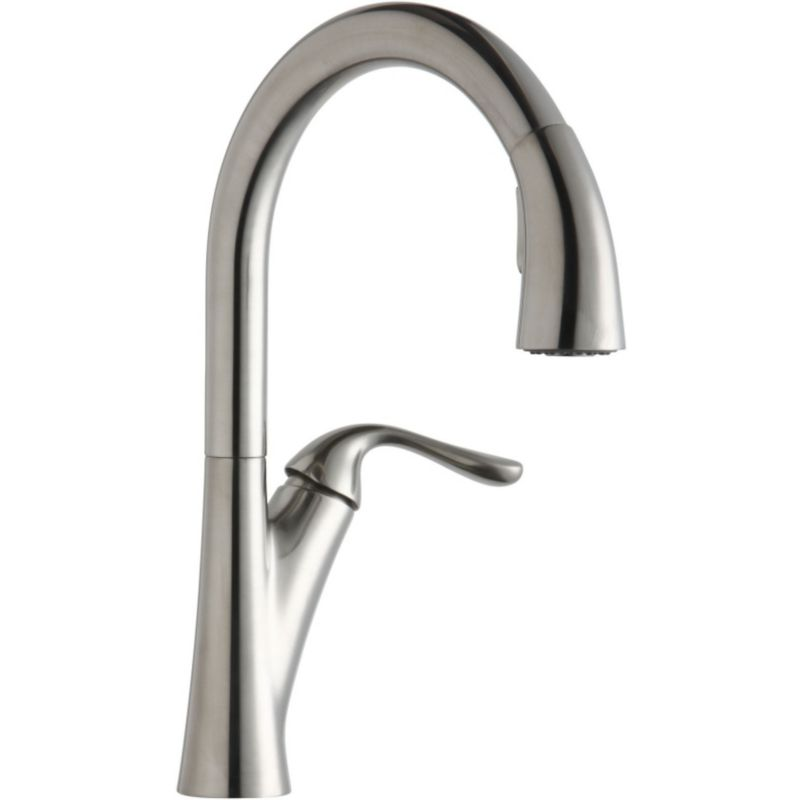 Elkay Harmony Single-Hole Pull-Down Kitchen Faucet
