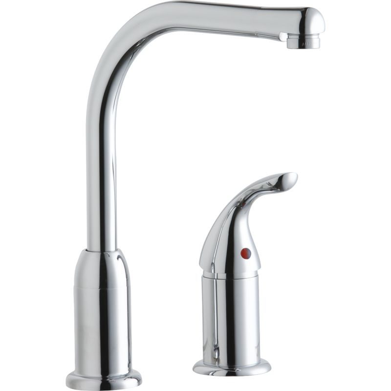 Elkay Everyday 2-Hole Kitchen Faucet With Remote Handle