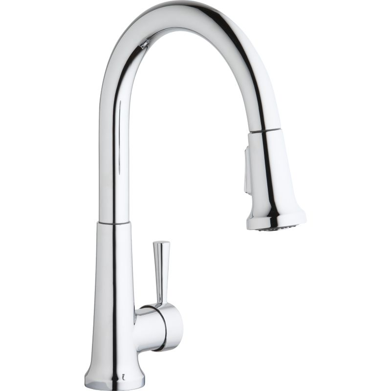 Elkay Everyday Single-Hole Pull-Down Kitchen Faucet