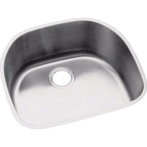 Elkay Lustertone Classic Single-Bowl Undermount Sink
