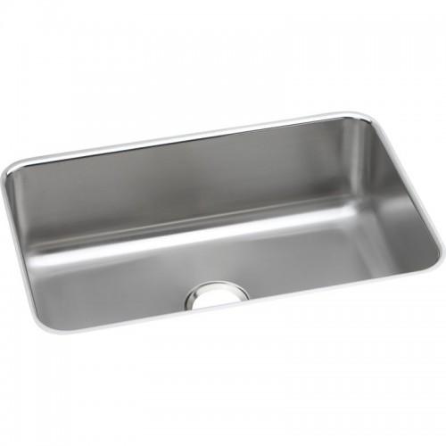 Dayton 26.5-In Stainless Steel Single-Bowl Undermount Bar Sink