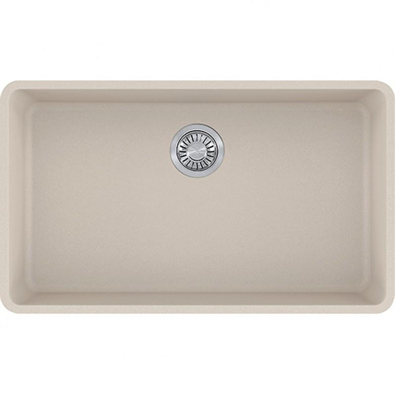Franke Kubus Single-Bowl Undermount Sink