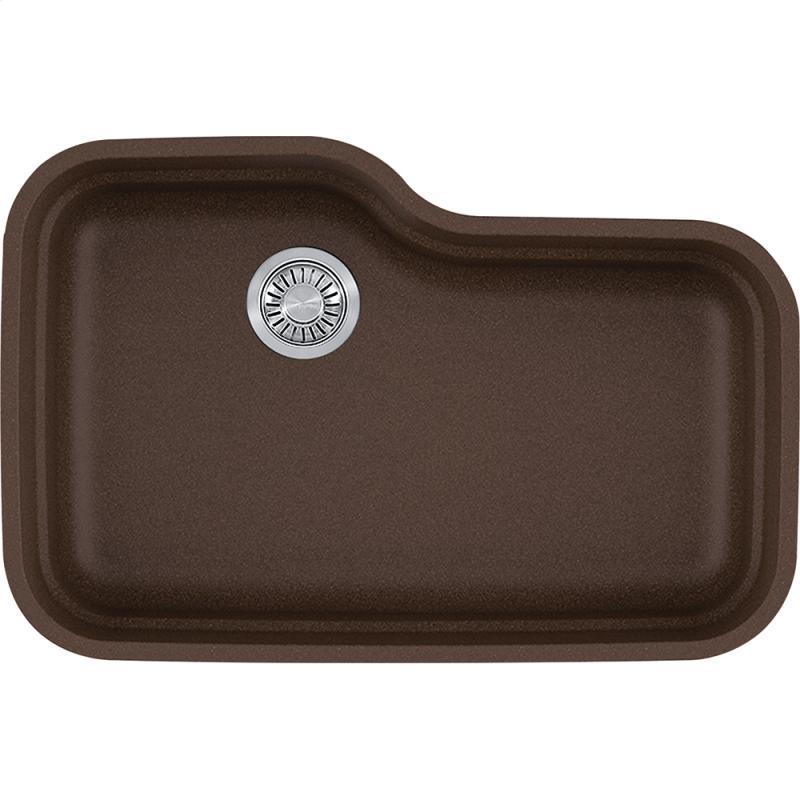 Franke Orca 31-3/8-In Single Basin Undermount Kitchen Sink