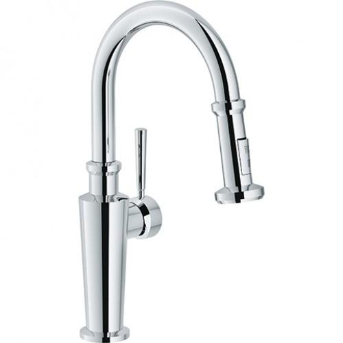 Franke Absinthe Pull-Down Kitchen Prep Faucet